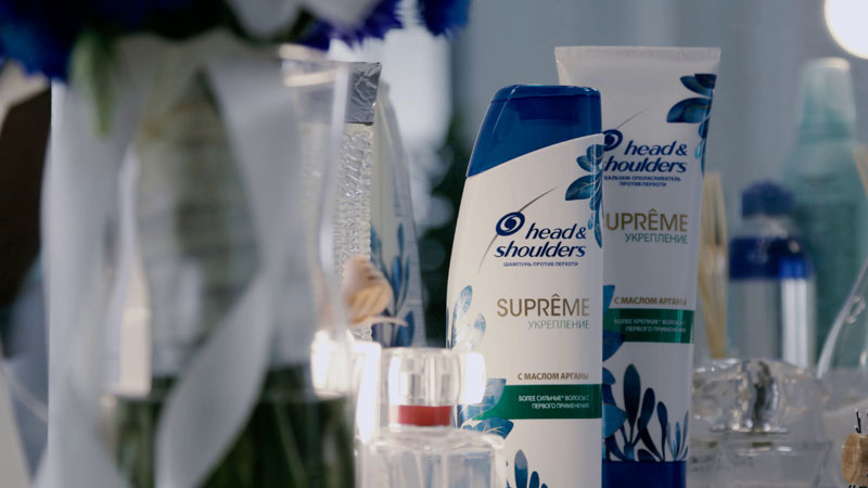 Head & Shoulders Supreme
