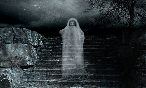 what is the dream ghost