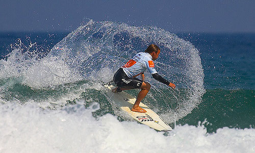 what dream is surfing in a dream