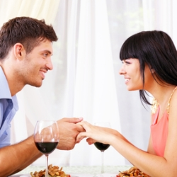 12 minutes of the first date are decisive.